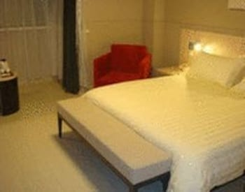 진쟝 인 창조우 올림픽 센터(Jinjiang Inn Changzhou Olympic Center) Hotel Image 2 - Guestroom