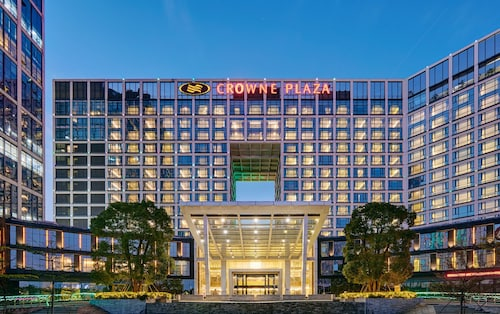 . Crowne Plaza Shenzhen Longgang City Centre