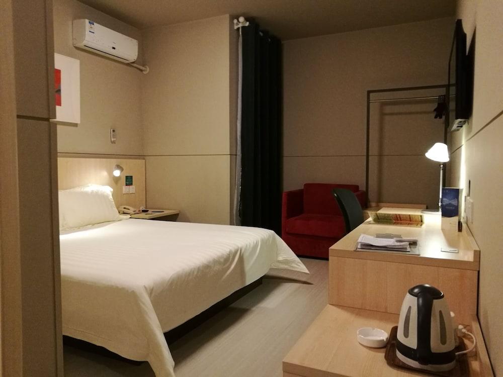 진장 인 양저우 장양 로드 C(Jinjiang Inn Yangzhou Jiangyang Rd. C) Hotel Image 5 - Guestroom
