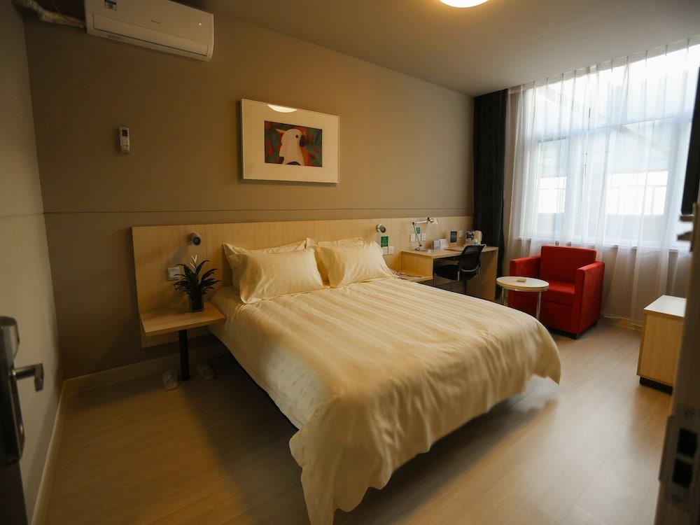 진장 인 양저우 장양 로드 C(Jinjiang Inn Yangzhou Jiangyang Rd. C) Hotel Image 8 - Guestroom