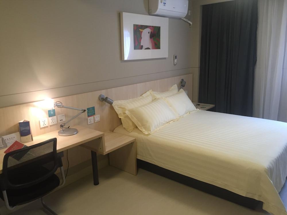진장 인 양저우 장양 로드 C(Jinjiang Inn Yangzhou Jiangyang Rd. C) Hotel Image 12 - Guestroom