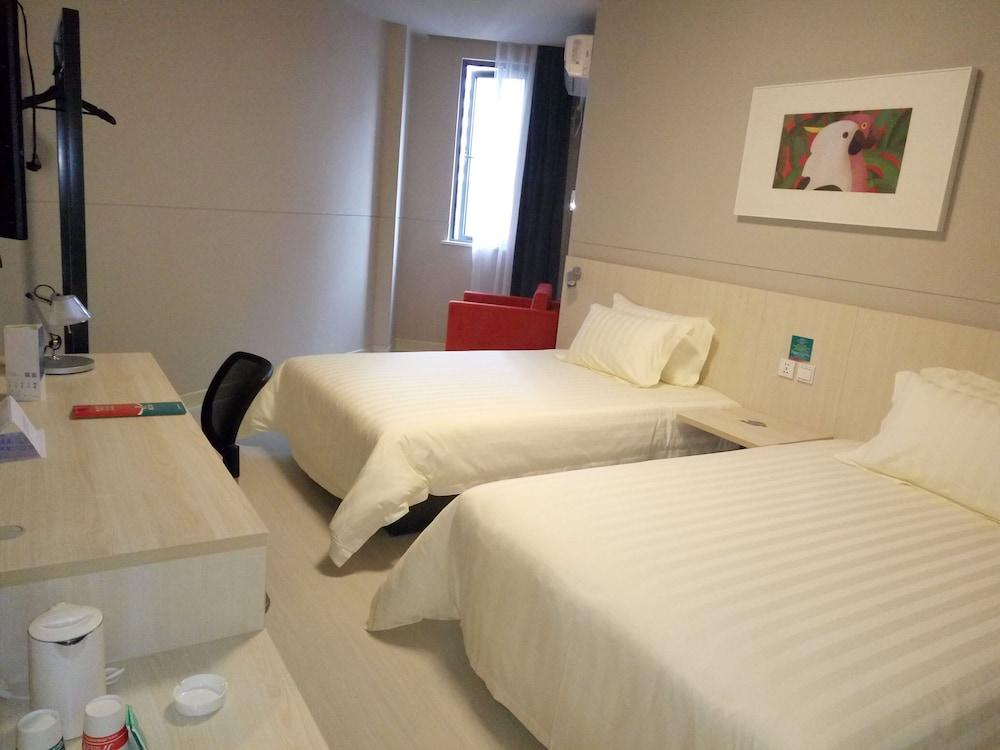 진장 인 양저우 장양 로드 C(Jinjiang Inn Yangzhou Jiangyang Rd. C) Hotel Image 14 - Guestroom