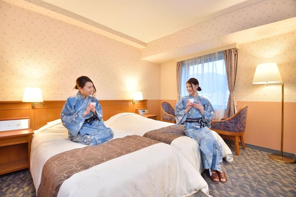 호텔 씨웨이브 벳푸(Hotel Seawave Beppu) Hotel Image 19 - Guestroom