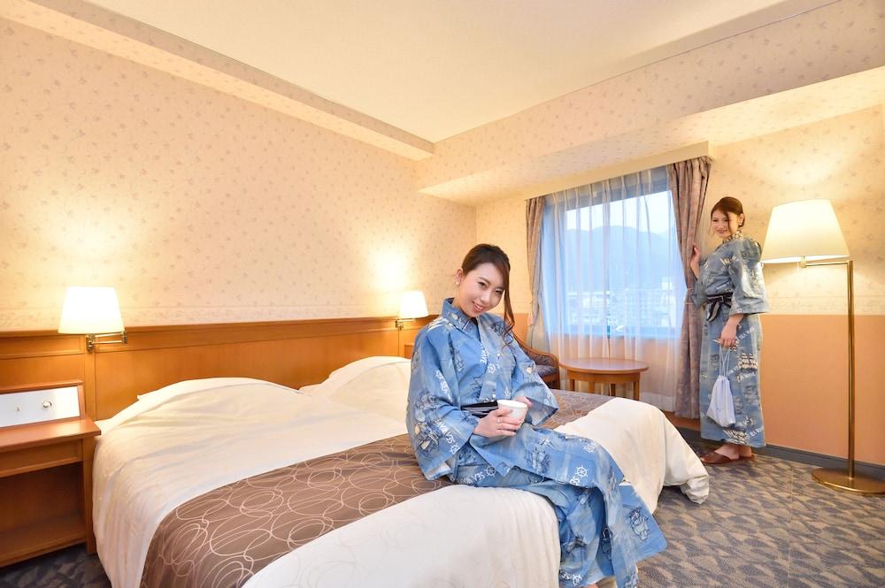 호텔 씨웨이브 벳푸(Hotel Seawave Beppu) Hotel Image 20 - Guestroom