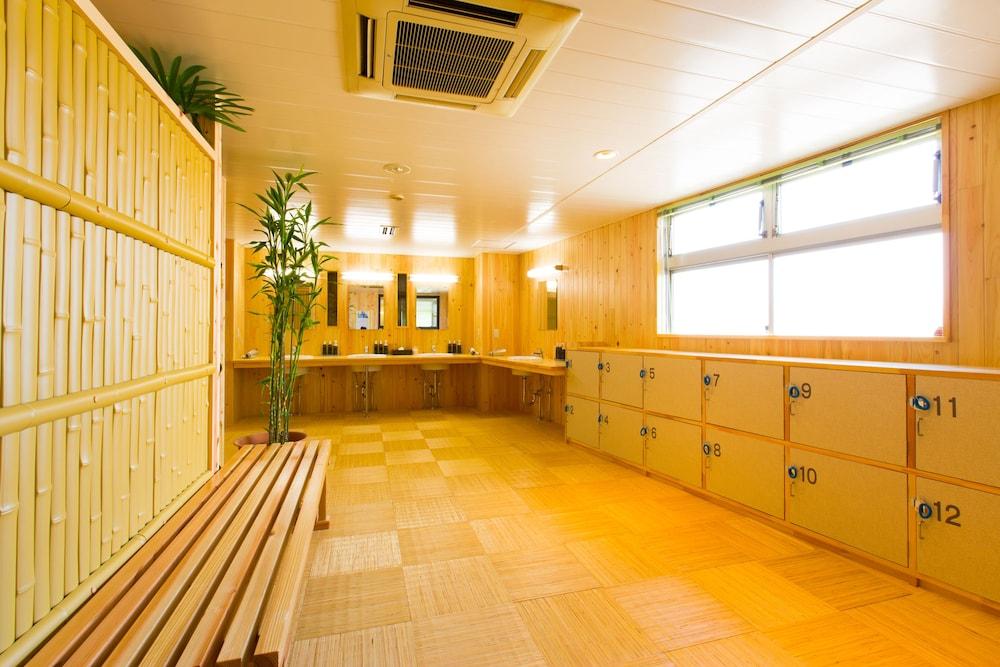호텔 씨웨이브 벳푸(Hotel Seawave Beppu) Hotel Image 35 - Spa