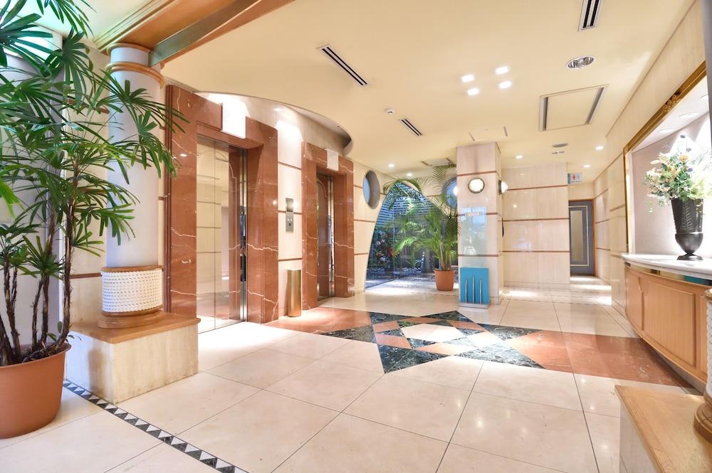호텔 씨웨이브 벳푸(Hotel Seawave Beppu) Hotel Image 1 - Lobby