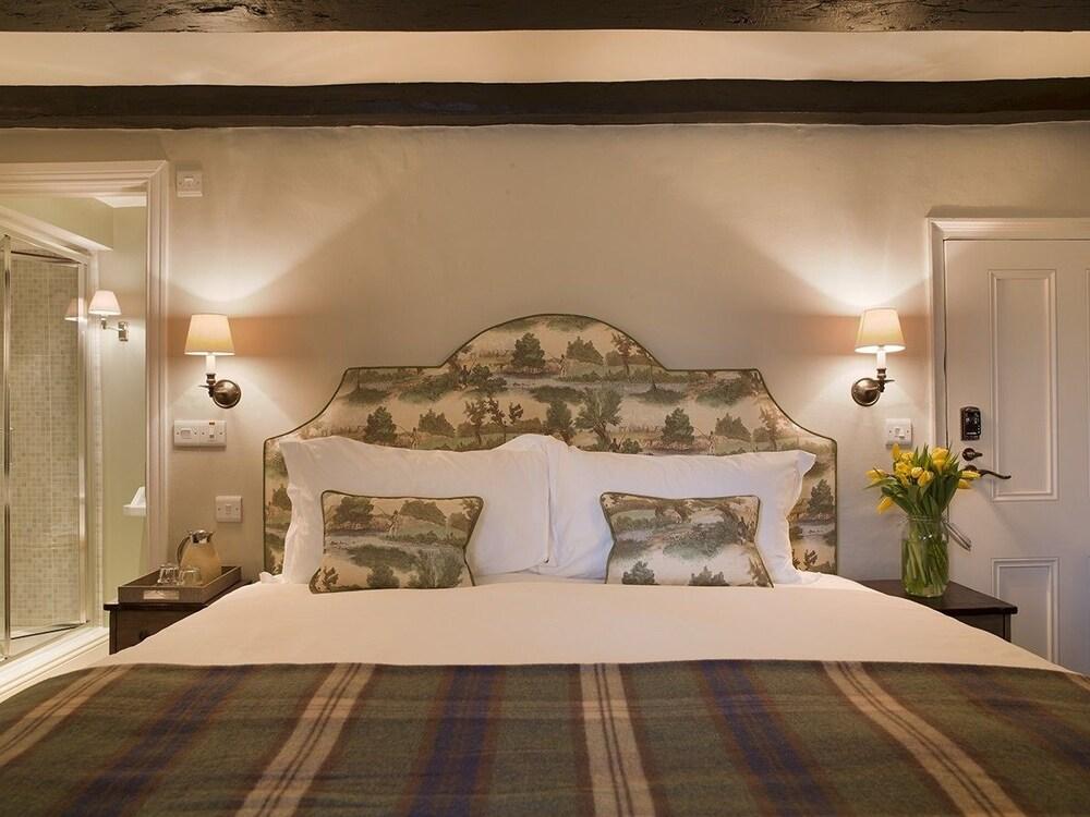 로어드 크루 암스(Lord Crewe Arms) Hotel Image 9 - Guestroom