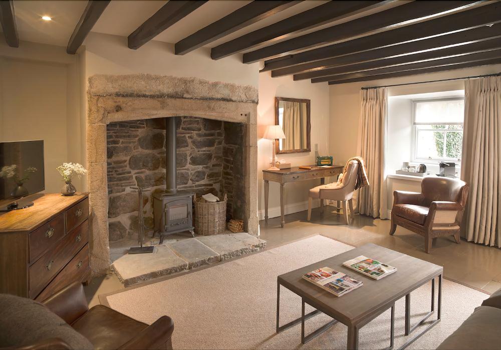 로어드 크루 암스(Lord Crewe Arms) Hotel Image 40 - Executive Lounge