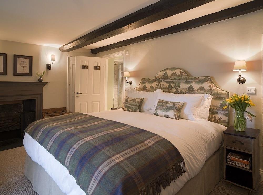 로어드 크루 암스(Lord Crewe Arms) Hotel Image 25 - Guestroom