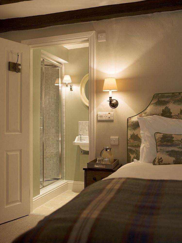 로어드 크루 암스(Lord Crewe Arms) Hotel Image 10 - Guestroom