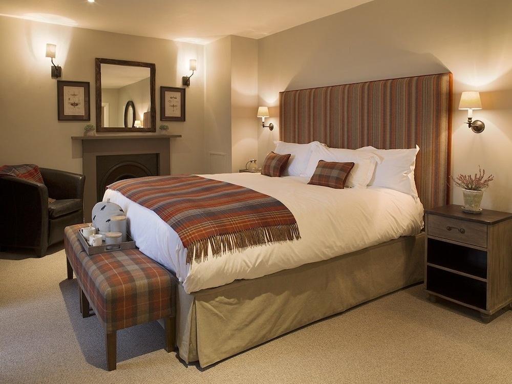 로어드 크루 암스(Lord Crewe Arms) Hotel Image 7 - Guestroom