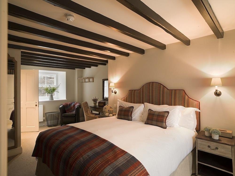 로어드 크루 암스(Lord Crewe Arms) Hotel Image 8 - Guestroom