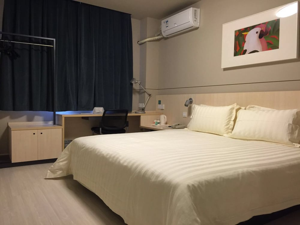 진쟝 인 루오양 트레인 스테이션(Jinjiang Inn Luoyang Train Station) Hotel Image 12 - Guestroom