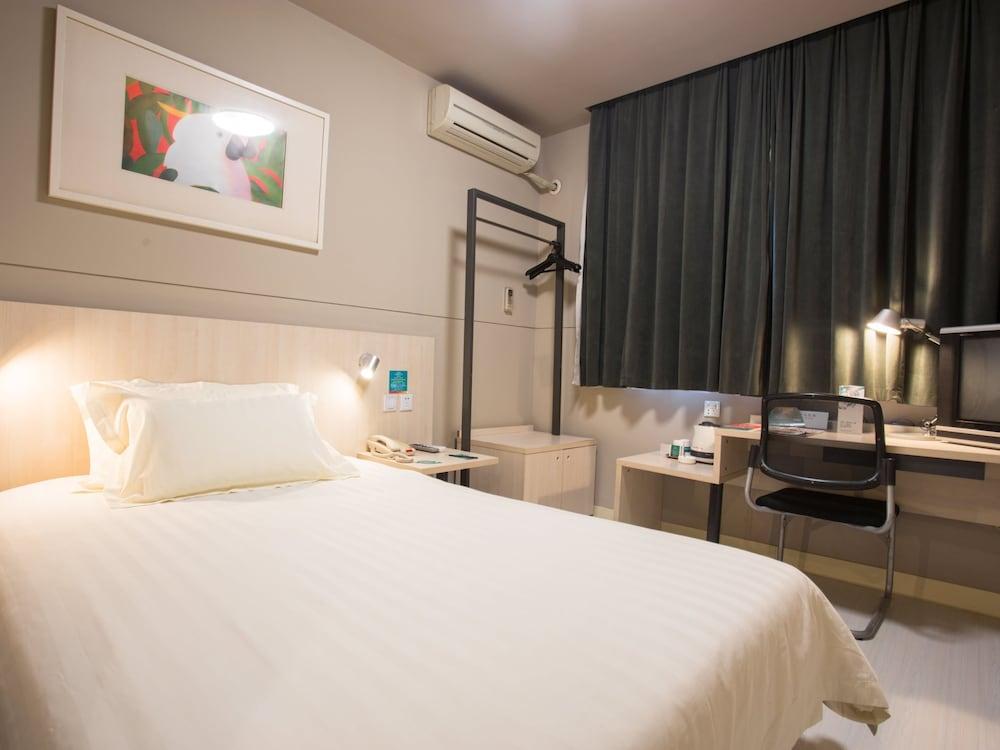 진쟝 인 루오양 트레인 스테이션(Jinjiang Inn Luoyang Train Station) Hotel Image 18 - Guestroom
