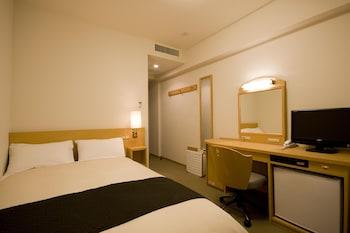 エコノミー ダブルルーム 禁煙 熊本 東急REIホテル