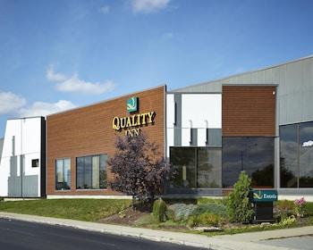 Hotel - Quality Inn Rouyn-Noranda