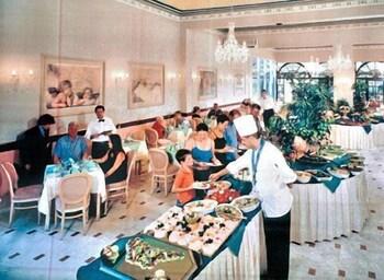 잔테 임페리얼 비치 호텔(Zante Imperial Beach Hotel) Hotel Image 43 - Buffet