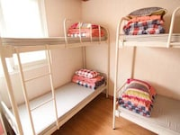 Standard four bed female dormitory