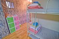 Standard six bed female dormitory
