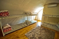 Standard eight bed female dormitory