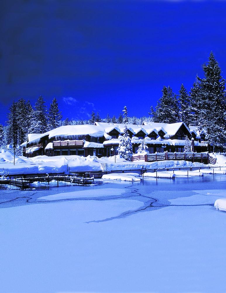 서니사이드 레스토랑 & 로지(Sunnyside Restaurant & Lodge) Hotel Image 25 - Hotel Front