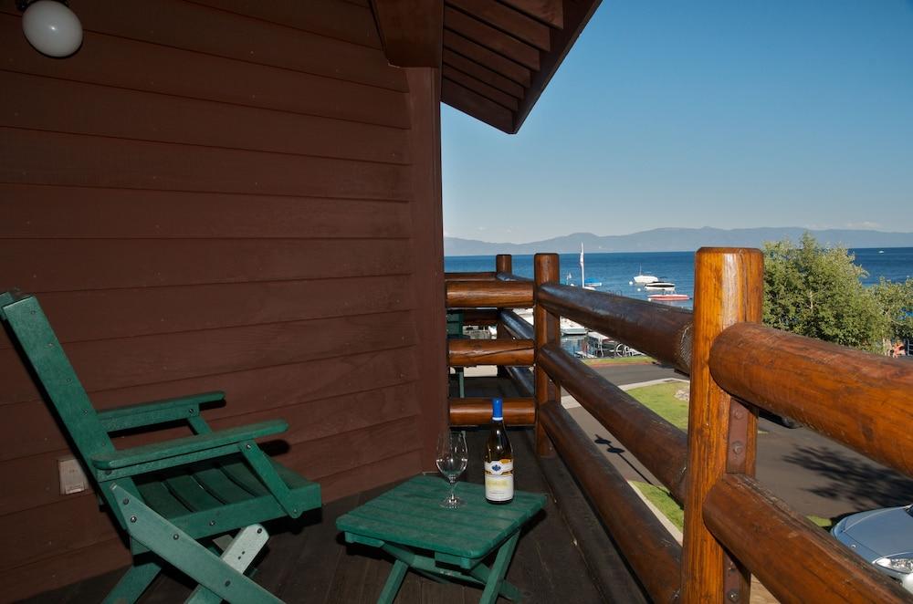 서니사이드 레스토랑 & 로지(Sunnyside Restaurant & Lodge) Hotel Image 10 - Terrace/Patio