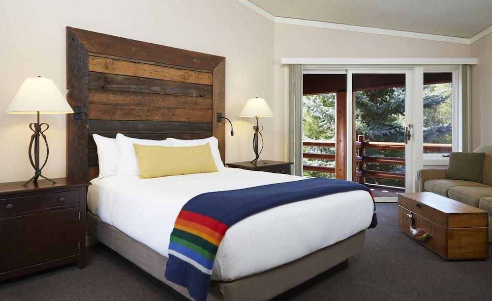 서니사이드 레스토랑 & 로지(Sunnyside Restaurant & Lodge) Hotel Image 2 - Guestroom