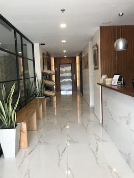 Cebu R Hotel Hallway