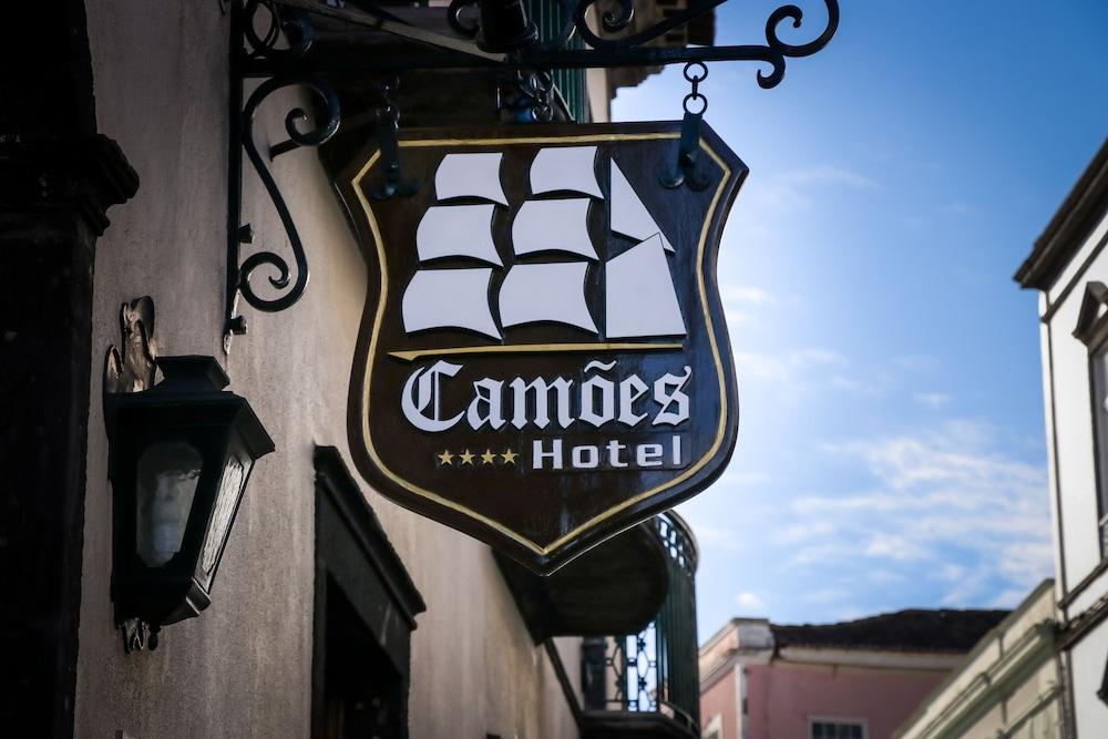 호텔 카모에스(Hotel Camões) Hotel Image 0 - 대표 사진