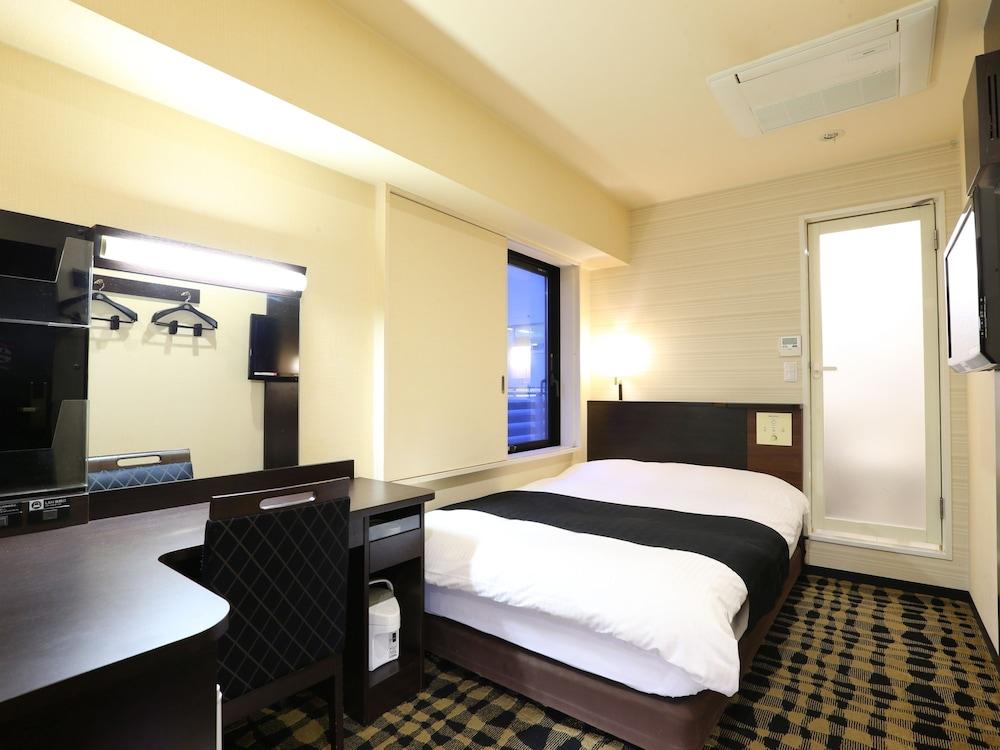 아파 호텔 츠키지에키 미나미(APA Hotel Tsukiji-Eki-Minami) Hotel Image 17 - Guestroom