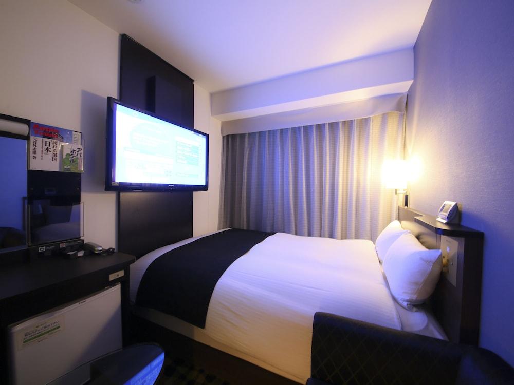 아파 호텔 츠키지에키 미나미(APA Hotel Tsukiji-Eki-Minami) Hotel Image 8 - Guestroom