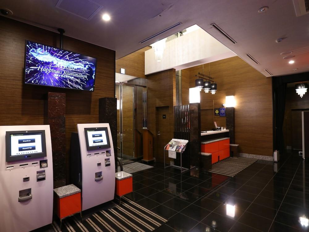 아파 호텔 츠키지에키 미나미(APA Hotel Tsukiji-Eki-Minami) Hotel Image 4 - Lobby