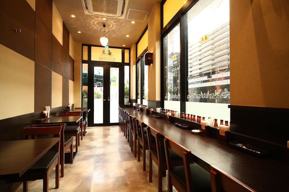 아파 호텔 츠키지에키 미나미(APA Hotel Tsukiji-Eki-Minami) Hotel Image 34 - Restaurant