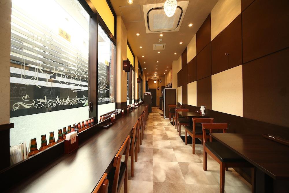 아파 호텔 츠키지에키 미나미(APA Hotel Tsukiji-Eki-Minami) Hotel Image 36 - Restaurant