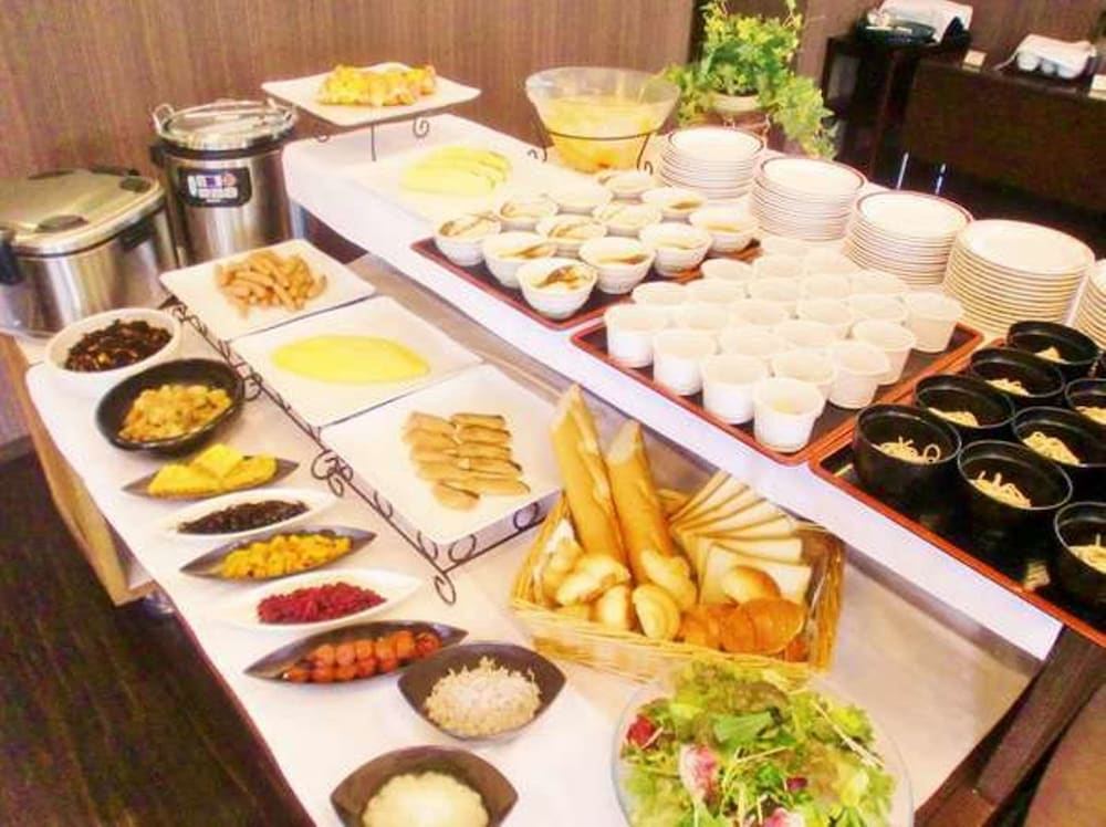 아파 호텔 닌교쵸-에키-키타(APA Hotel Ningyocho-Eki-Kita) Hotel Image 38 - Buffet