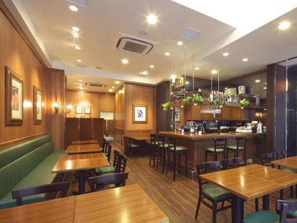 아파 호텔 닌교쵸-에키-키타(APA Hotel Ningyocho-Eki-Kita) Hotel Image 44 - Hotel Bar