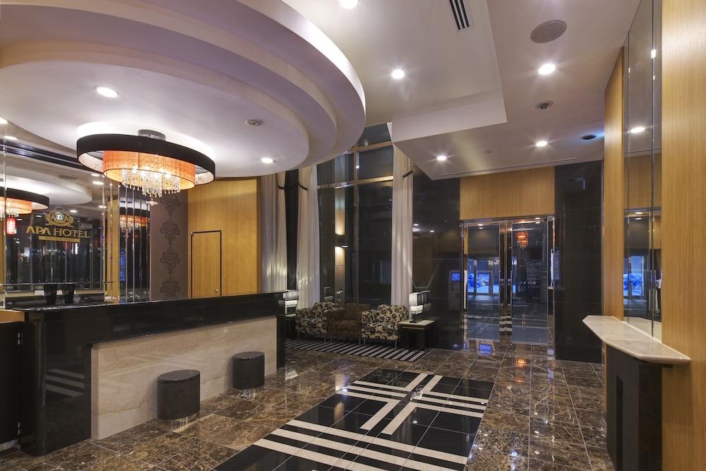 아파 호텔 닌교쵸-에키-키타(APA Hotel Ningyocho-Eki-Kita) Hotel Image 7 - Reception