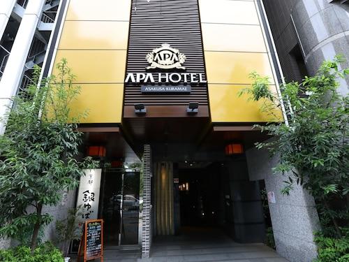 APA Hotel Asakusa-Kuramae, Taitō