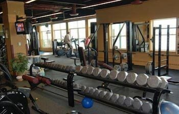 랑글리 레이크 리조트(Rangeley Lake Resort) Hotel Image 42 - Fitness Facility
