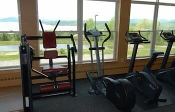 랑글리 레이크 리조트(Rangeley Lake Resort) Hotel Image 43 - Fitness Facility
