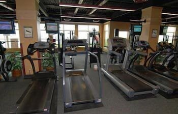 랑글리 레이크 리조트(Rangeley Lake Resort) Hotel Image 44 - Fitness Facility