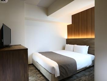 ダブルルーム 禁煙|18㎡|ホテル法華クラブ京都