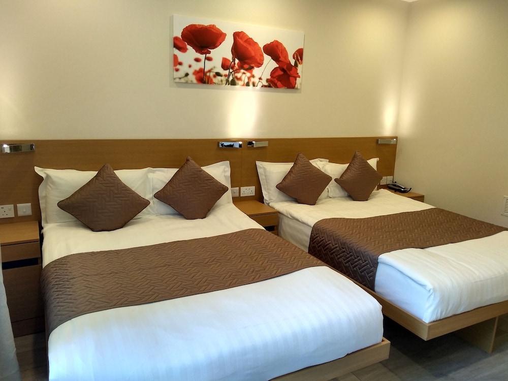 M스테이 러셀 코트 호텔(MStay Russell Court Hotel) Hotel Image 20 - Living Room