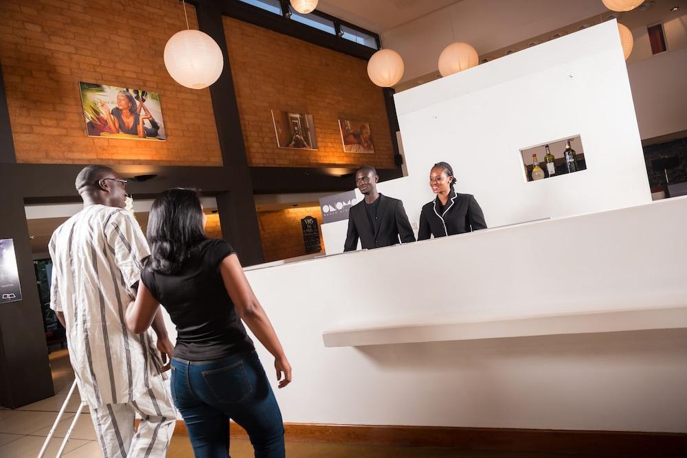 오노모 호텔 다카르(Onomo Hotel Dakar) Hotel Image 20 - Check-in/Check-out Kiosk