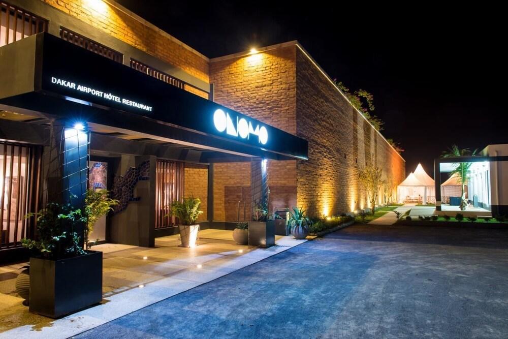 오노모 호텔 다카르(Onomo Hotel Dakar) Hotel Image 36 - Porch