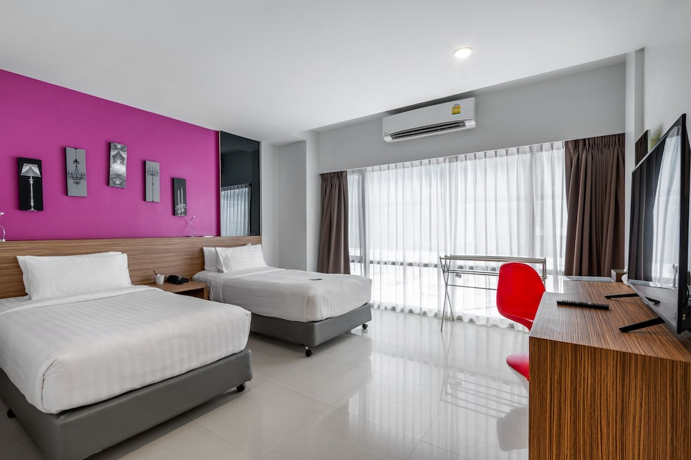 The Lantern Resorts Patong, Pulau Phuket