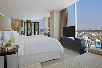 Presidential Suite, 1 King Bed, Business Lounge Access (Top floor)