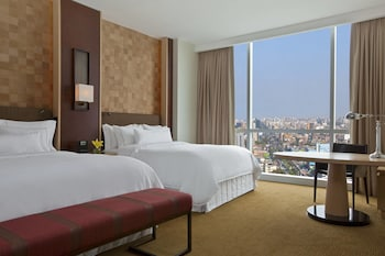 Westin, Executive Room, 2 Queen Beds, Business Lounge Access