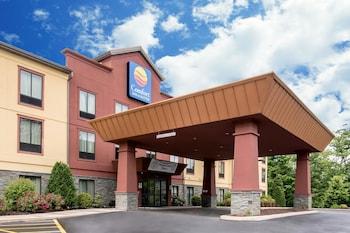Hotel - Comfort Inn & Suites Tunkhannock