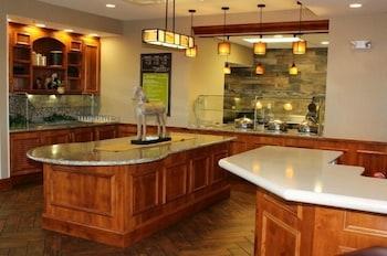 힐튼 가든 인 래피드 시티(Hilton Garden Inn Rapid City) Hotel Image 5 - Restaurant
